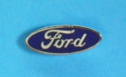 1 PIN'S //    ** LOGO ** FORD ** - Ford