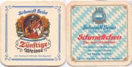 #D205-235 Viltje Schmidt Bräu - Sous-bocks