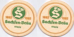#D205-266 Viltje Sachsen-Bräu - Sous-bocks