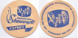 #D205-280 Viltje Schwetzinger Schwanengold - Sous-bocks