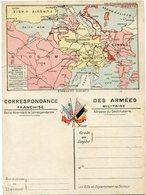 FRANCE CARTE DE FRANCHISE MILITAIRE NEUVE - Tarjetas De Franquicia Militare