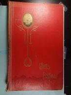 Ancien Album Pour 204 CPA (51 Pages X 4 Cartes) (état) - Materiali