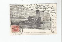 CORUNA 1 MUELLE DE MONTOTO (ARRIBO DE EMBARCACIONES PESCADORAS) 1903 - La Coruña