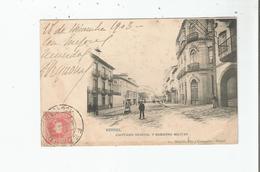 FERROL 11 CAPITANA GENERAL Y GOBIERNO MILITAR 1903 - Espagne