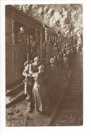 19909 - Soldats Train Saluto Alla Madre Mastroianni - Weltkrieg 1914-18