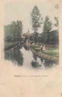 CPA - Toucy - Les Bords De L'Ouanne - Toucy