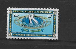 Nouvelle-Calédonie N°206**  P.A. - Nouvelle-Calédonie