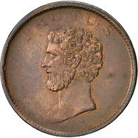Monnaie, Grande-Bretagne, Essex, Brutus, Halfpenny Token, Walthamstow, SUP - Monnaies Régionales