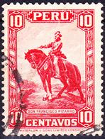 Peru - Präs. Luis M. Sanchez Cerro (MiNr: 278) 1932 - Gest Used Obl - Peru