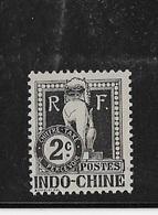 Indochine N°5** Taxe - Indocina (1889-1945)