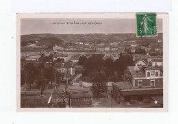Carte Photo Etoile De Neuville Sue Saône. Vue Générale, Gare. (2907) - Neuville Sur Saone