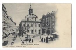 19920- Genève Place De La Fusterie - GE Genève