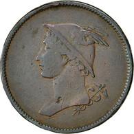 Monnaie, Grande-Bretagne, Essex, Mercury, Halfpenny Token, Walthamstow, TB - Monnaies Régionales