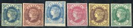 ESPAÑA     Nº 57 /  62    Certificado- Charnela  -P006C - Unused Stamps