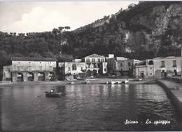 Seiano - La Spiaggia - Napoli - H4487 - Napoli (Naples)