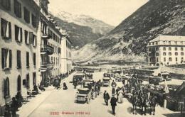 B 5085 -  Suisse      Gietsch - VS Wallis