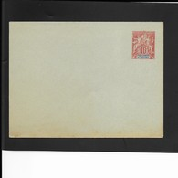 Etablissements De L'Océanie .Entier Enveloppe Neuve (18) . - Lettres & Documents