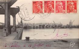 17-LA PALICE- LA BASE SOUS-MARINE - France