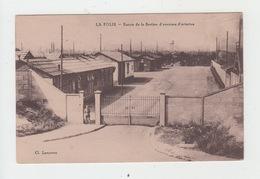 92 - NANTERRE / ENTREE DE LA SECTION D'OUVRIERS D'AVIATION DE LA FOLIE - Nanterre