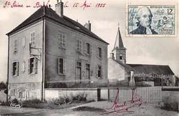 21-SAINT-SEINE-EN-BACHE- LA MAIRIE - France