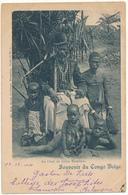CONGO BELGE  - Le Chef De Tribu Nembao - Nels - Congo Belge - Autres