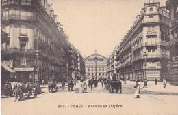 PARIS AVENUE DE L'OPERA CHARETTES - Distretto: 09