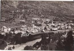 Aosta Morgex Stazione Treno Ferrovia Dora Baltea Fg - Italia