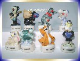 Fables De 2001..  Série Complète ... Ref AFF: 50-2001...(pan 0041) - Animals