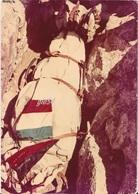 Aosta Courmayeur Guide Alpine Feretro Fotografica Anni '60 Formato 12,5 X 18 - Italy