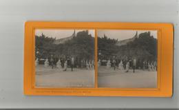 PARIS (75) 61 EXPO 1900 PHOTO STEREOSCOPIQUE LES INDES NEERLANDAISES COLLECTION FELIX POTIN - Stereoscopic