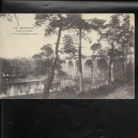 Hennebont . Coulée Du Blavet Et Pont Du Chemin De Fer . Ecrite . - Hennebont