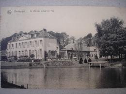 Genappe. Le Château Actuel De Thy. - Genappe