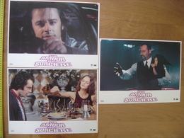 UN AMOUR DE SORCIERE Vanessa Paradis Jean Reno Lot GRANDES Photo Cinema Lobby Card 300 X 400 Mm - Fotos