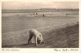 Cuxhaven Strand 1939 - Cuxhaven