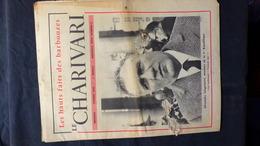 LE CHARIVARI -N° 5- 1966-BARBOUZES-ALEXANDRE SANGUINETTI-OAS-ALGER MAI 1958- EICHMANN-BEN BARKA-DE GAULLE-BETTENCOURT - Newspapers