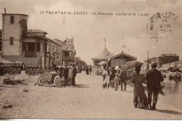 34 PALAVAS-les-FLOTS  Le Nouveau Casino Et La Canal - Palavas Les Flots