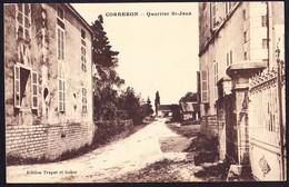 CPA - CORBERON (21 - COTE D'OR) - QUARTIER ST JEAN - France