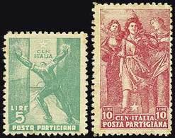 * PARMA - CLN - Posta Partigiana Unificato N.1/2 - Buona Qualità - Foto - (57533F) - Stamps