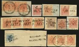 O/F 17 Es. Valori E Annulli Vari - Buona/ottima Qualità - P.V. - Foto - (59411F) - Stamps
