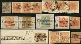 O/F 16 Es. Valori E Annulli Vari (2 Es. Di Austria) - Buona/ottima Qualità - P.V. - Foto - (59413F) - Stamps