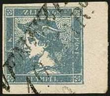 """O F.llo Per Giornali C.3 (kr.0,6) I Tipo """"Mercurio"""" N.1FG - Sassone N.1 - Ottima Qualità - P.V. - Foto - (60713F) - Stamps"""