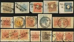 O/F 18 Es. Valori E Annulli Vari - Ottima Qualità - P.V. - Foto - (59414F) - Stamps