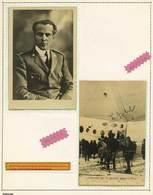 """B/G RACCOLTA Documentaristica """"UMBERTO NOBILE"""" 1926-1980 Ca. Contraddistinta Da Un Elevato Grado Di Precisione E Nitidez - Stamps"""