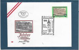 Autriche - Enveloppe Premier Jour - Monuments - Architecture - FDC