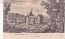 CPA - 2. MARCOUSSIS Vue De MARCOUSSY Du Costé De MONTHLERY - Autres Communes
