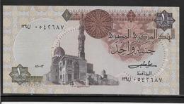 Egypte - 1 Pound - Pick N°50 B  - NEUF - Egypt