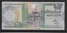 Egypte - 20 Pounds - Pick N°52b - SPL - Egypte