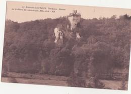 CPA - 25. Env Des EYZIES - Ruines Du Château De Commarque - France