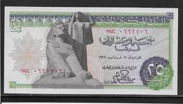 Egypte - 25 Piastres - Pick N°47 - NEUF - Egypt