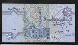 Egypte - 25 Piastres - Pick N°54 - NEUF - Egypt